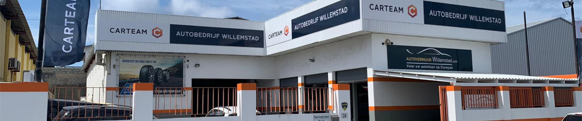 Carteam Autobedrijf Willemstad